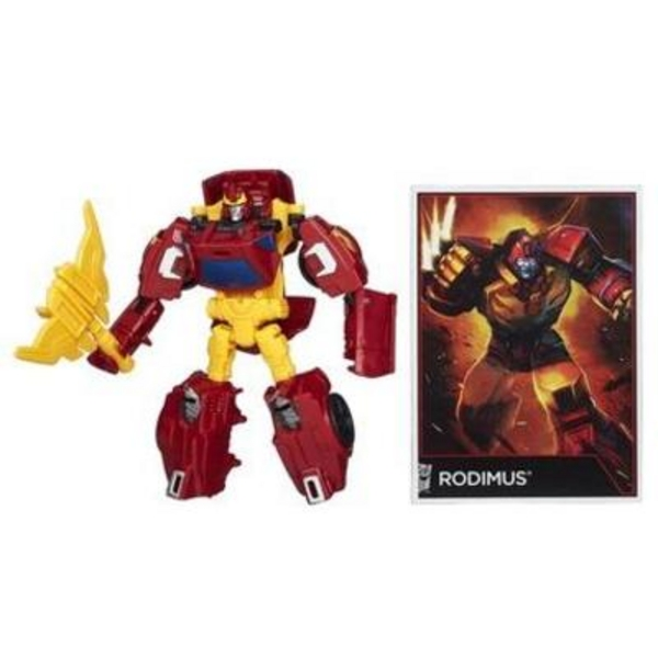 Legends Rodimus Prime