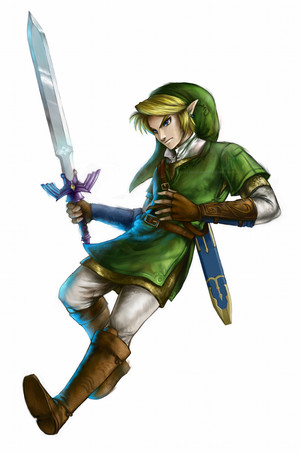 Link without shield