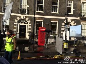 Londres photoshoot