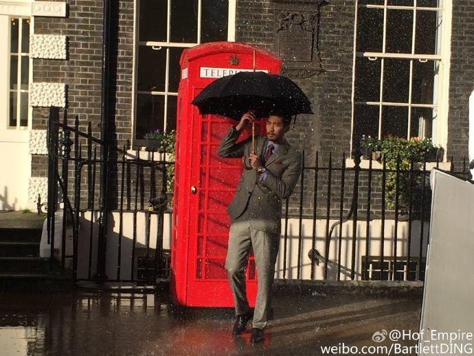 Londra photoshoot
