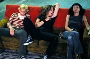 Lori Petty, Drea de Matteo and Shelly Cole in Prey for Rock and Roll