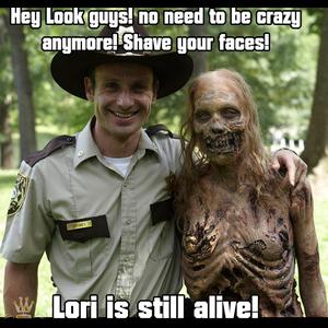 Lory's still alive