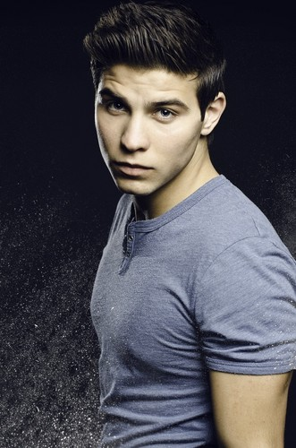 Lost Girl wallpaper containing a portrait entitled Luke Bilyk