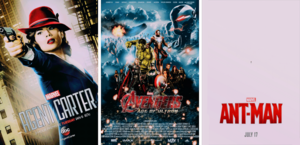 MCU Posters (2008-2015)