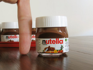 MINI NUTELLA!!!!!!!!!!!!