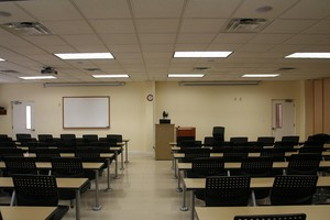 MUA classroom