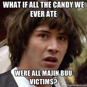 Majin Buu キャンディー