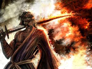 Makoto Shishio - Rourouni Kenshin
