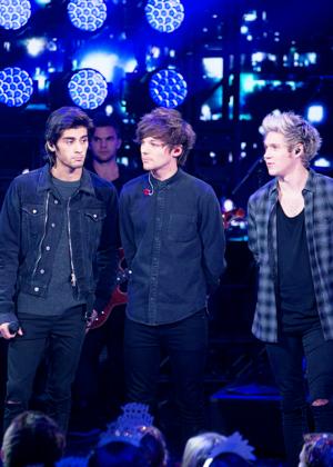 Malik, Tommo and Horan
