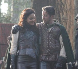 Marian and Robin