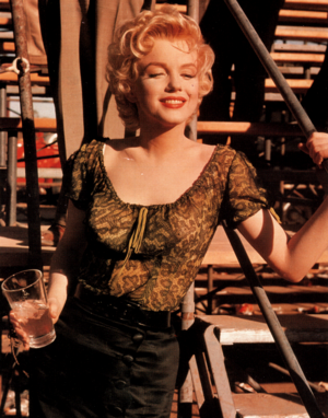 Marilyn In Happiness
