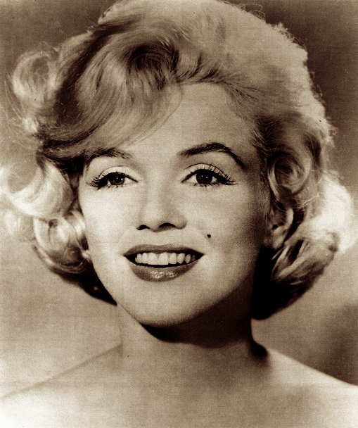 Marilyn Monroe is Picture Perfect