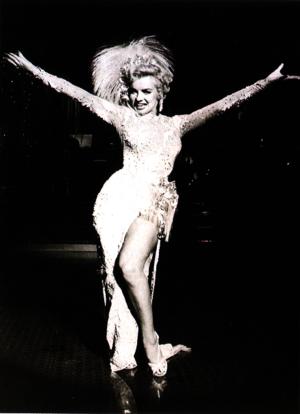 Marilyn,The Blonde Bombshell