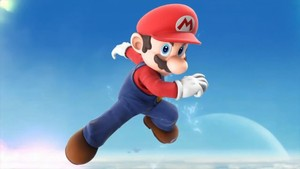 Mario - Super Smash Bros. 4