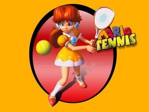 Mario Tennis karatasi za kupamba ukuta