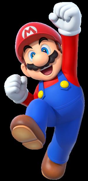 Mario ín Mario Party 10