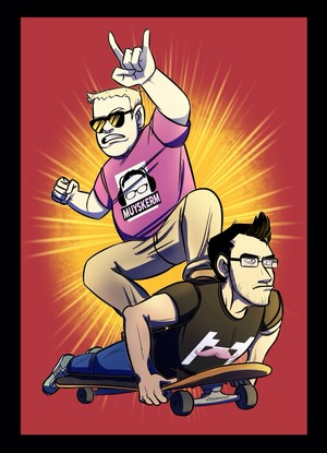 Mark and Bob