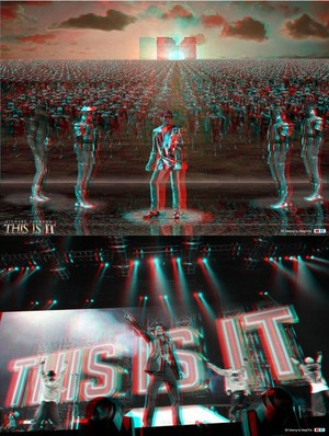 Michael Jackson This is it 3D