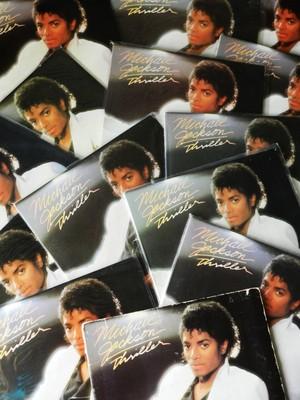 Michael Jackson Thriller albums fanart