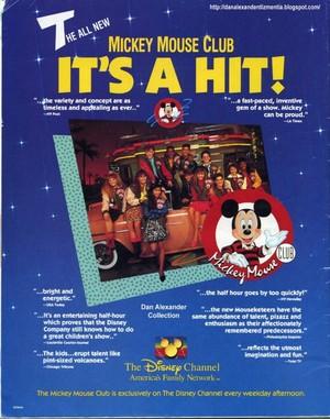 Mickey maus Club