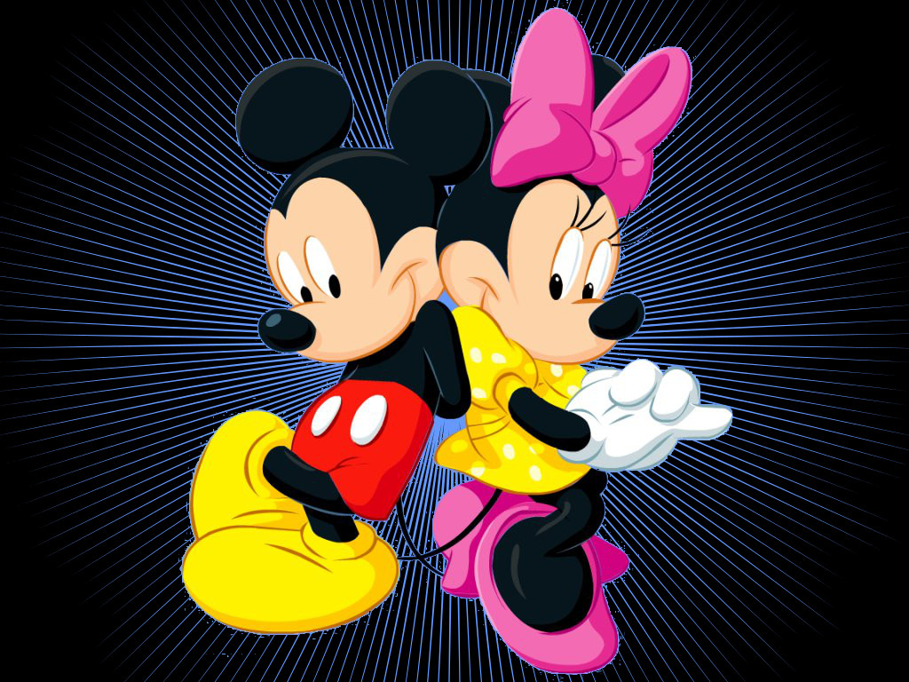 Mickey and minnie mouse mickey and friends photo - Mickey mouse minnie cienta ...