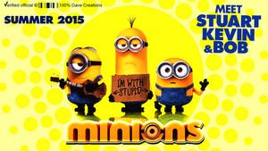 Minions 2015 দ্বারা DaVe