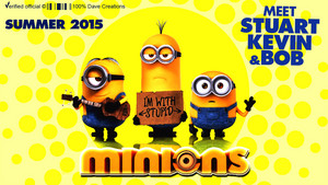Minions 2015 kwa DaVe