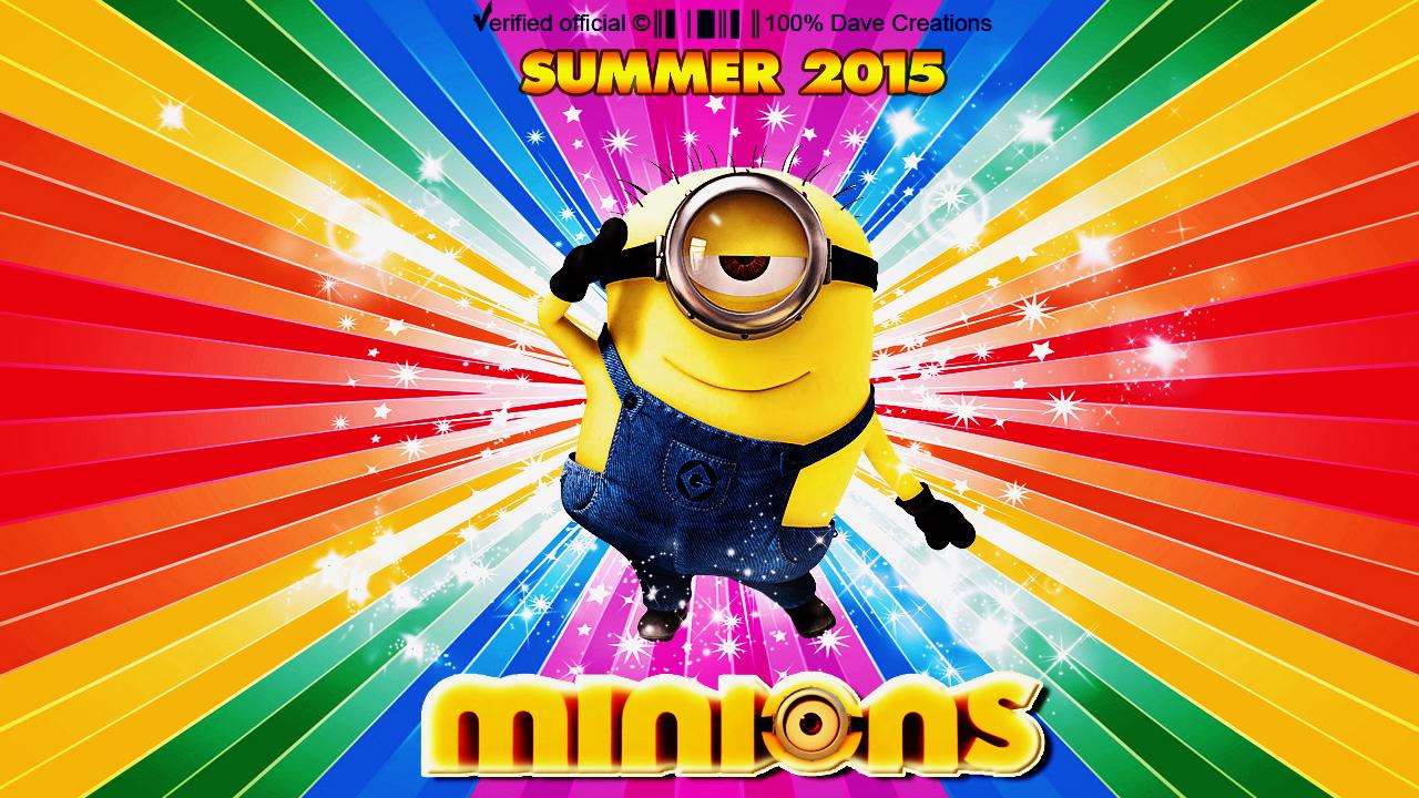 Minions 2015 sejak DaVe