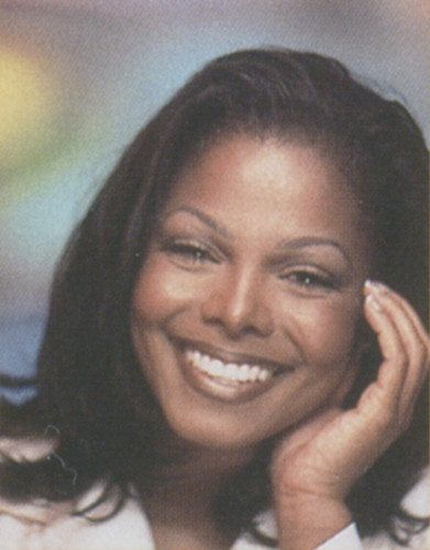 Janet Jackson wallpaper with a portrait titled Miss Janet:)