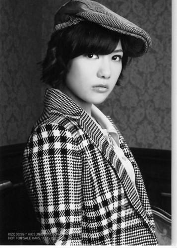 Miyazawa Sae -  Koko ga Rhodes da, Koko de tobe!  - akb48 Photo