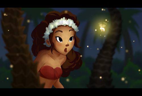 Disney's Moana वॉलपेपर titled Moana