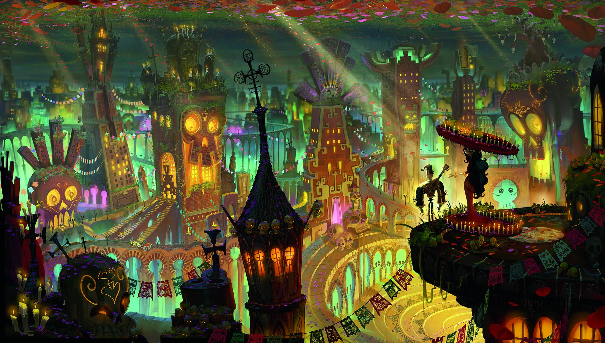 book of life wallpaper  The Book of Life images More Book of life HD wallpaper and ...