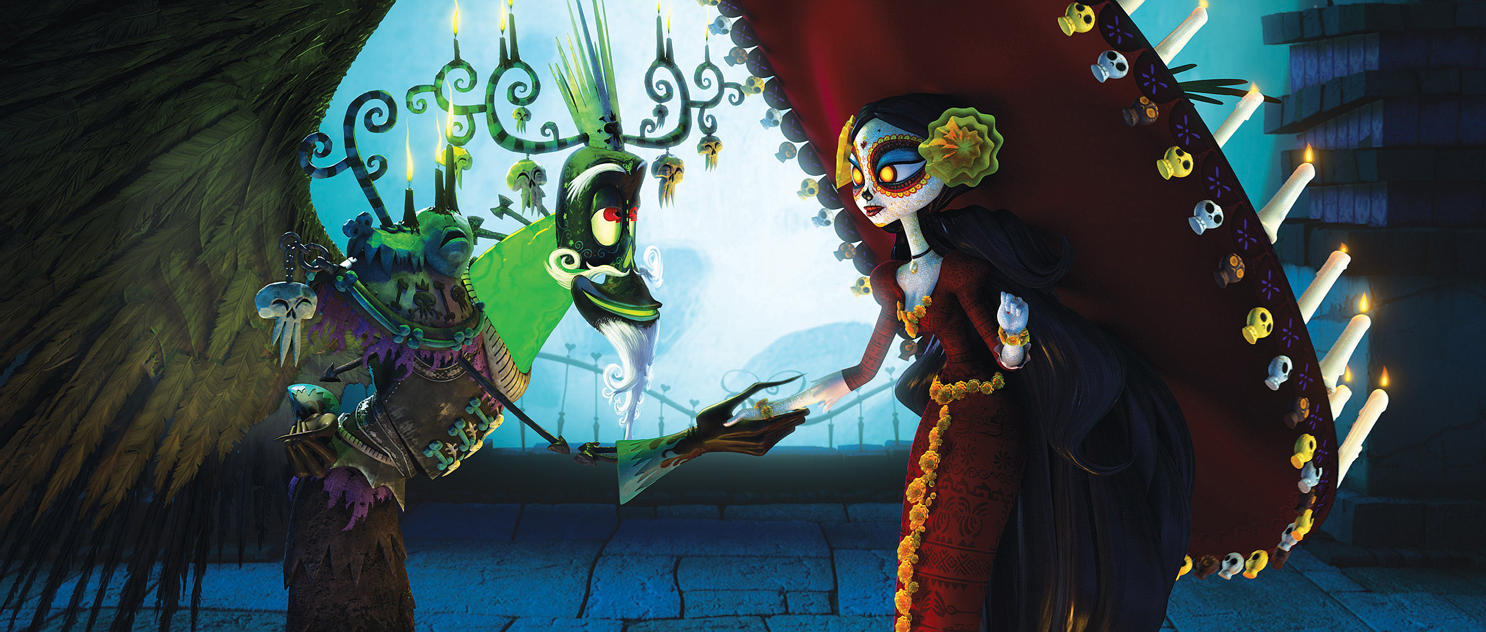 The Book Of Life Images More Book Of Life HD Wallpaper And