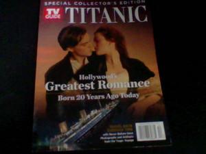 My Titanic magazine