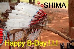 Native American Birthday