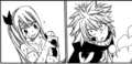 Natsu and Lucy met again ♥