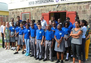 Nevis International secondary School चित्र
