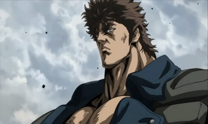 New Fist of the North তারকা Kenshiro