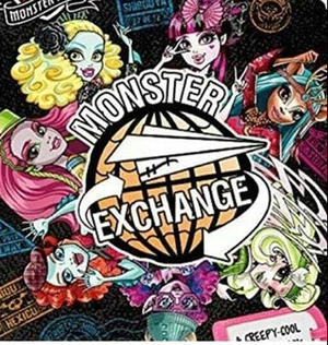 New Monster Exchange Puppen