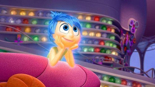 Inside Out achtergrond entitled New Still: Joy
