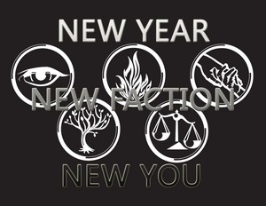 New year, New faction, New you