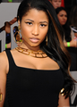 Nicki Minaj attends the 2014 MTV Movie Awards - nicki-minaj photo