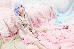 Nine Muses Kyungri Drama solo teaser