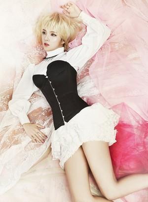Nine Muses Sojin Drama solo teaser