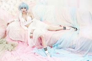 Nine Muses Sungah Drama solo teaser
