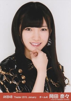 Okada Nana - AKB48 Theater 2015 January
