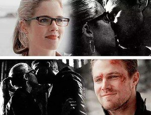 Oliver and Felicity deleted Oliver and Felicity deleted