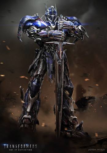 Optimus Prime wallpaper called Optimus Prime - Age of Extinction