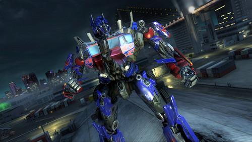 Optimus Prime wallpaper titled Optimus Prime - Revenge of the Fallen