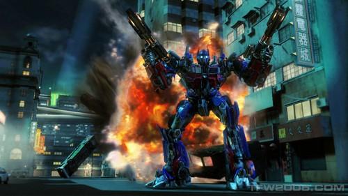 Optimus Prime wallpaper called Optimus Prime - Revenge of the Fallen